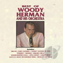 Herman, Woody - Best of Woody Herman CD Cover Art