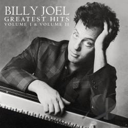 Joel, Billy - Greatest Hits, Vols. 1-2 (1973-1985) CD Cover Art