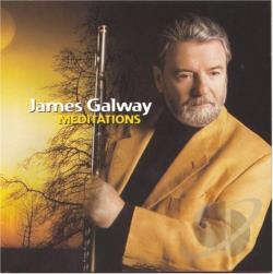 Galway, James - Meditations CD Cover Art