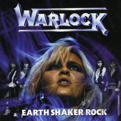 Doro - Earth Shaker Rock CD Cover Art