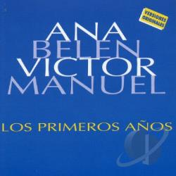 Belen, Ana - Los Primeros Anos CD Cover Art