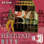 Reggae Hits, Vol. 30 CD Cover Art
