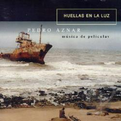 Aznar, Pedro - Huellas en la Luz CD Cover Art