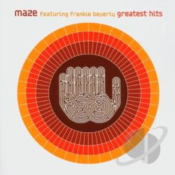 Maze - Greatest Hits CD Cover Art