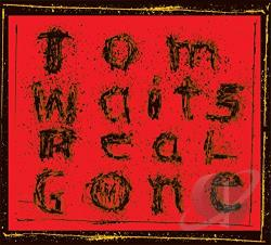 Waits, Tom - Real Gone CD Cover Art