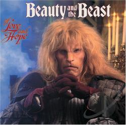 Beauty & Beast - Music & Poetry From Beauty And The Beast: Of Love And Hope. CD Cover Art