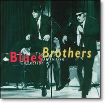 Blues Brothers - Greatest Hits: The Definitive Collection CD Cover Art