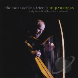 Loefke, Thomas - Departures CD Cover Art