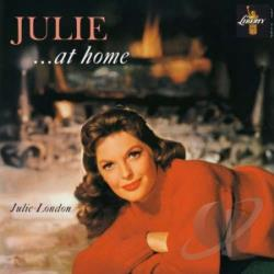 London, Julie - Julie...at Home CD Cover Art
