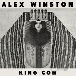 Winston, Alex - King Con CD Cover Art