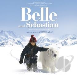 Belle Et Sebastien CD Cover Art