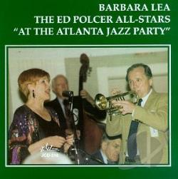 Lea, Barbara - At the Atlanta Jazz Party CD Cover Art