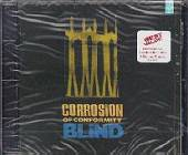 Corrosion Of Conformity - Blind CD Cover Art