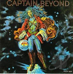 Captain Beyond - Captain Beyond CD Cover Art