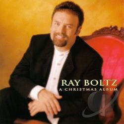 Boltz, Ray - Christmas Album CD Cover Art