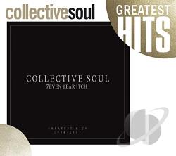 Collective Soul - 7even Year Itch: Collective Soul's Greatest Hits 1994-2001 CD Cover Art