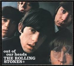 Rolling Stones - Out of Our Heads CD Cover Art