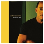 Osborne, Jeffrey - Music Is Life CD Cover Art