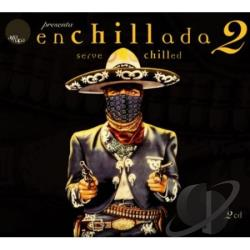 Enchillada, Vol. 2 CD Cover Art