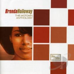 Holloway, Brenda - Motown Anthology CD Cover Art