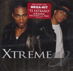 Xtreme - Xtreme CD Cover Art