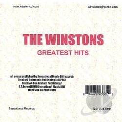 Winstons - Winstons Greatest Hits CD Cover Art