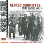 Alfred Schnittke: Film Music, Vol. 2 SA Cover Art