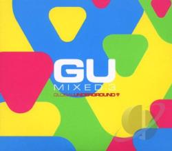 Gu Mixed, Vol. 3 CD Cover Art