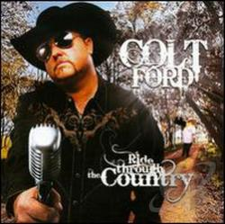Ford, Colt - Ride Through the Country CD Cover Art