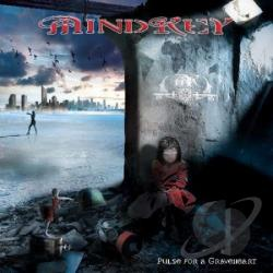 Mind Key - Pulse for a Graveheart CD Cover Art