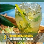 His Orchestra - Music of Brazil: Brazilian Cocktails, Volume 2 DB Cover Art