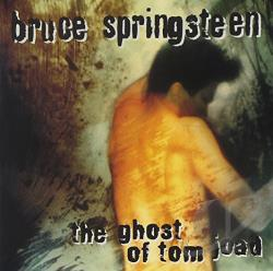 Springsteen, Bruce - Ghost of Tom Joad CD Cover Art