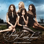 Pretty Little Liars CD Cover Art