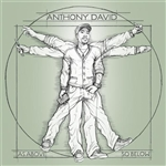 Anthony, David - As Above So Below CD Cover Art