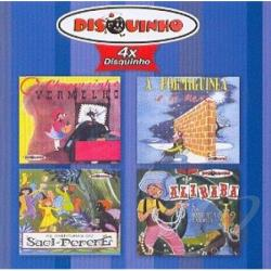 Colecao Disquinho, Vol. 1 CD Cover Art