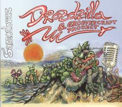 Drozdzilla & Groovecraft Project - Samoobraz CD Cover Art