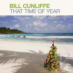 Cunliffe, Bill - That Time of Year CD Cover Art