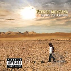 French Montana - Excuse My French CD Cover Art