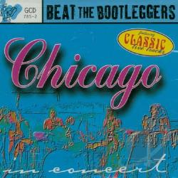 Chicago - In Concert CD Cover Art
