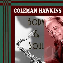 Hawkins, Coleman - Indispensable Coleman Hawkins: Body and Soul CD Cover Art
