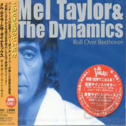 Taylor, Mel - Roll Over Beethoven CD Cover Art