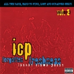 Insane Clown Posse - Forgotten Freshness, Vol. 3 CD Cover Art