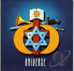 Universe - Universe Featuring Dexter Wansel CD Cover Art