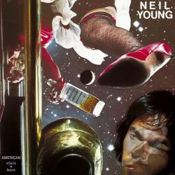 Young, Neil - American Stars 'N Bars CD Cover Art