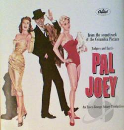 Pal Joey - Pal Joey CD Cover Art