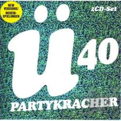 U40 Partykracher CD Cover Art