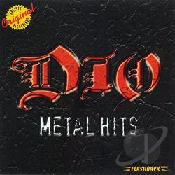 Dio - Metal Hits CD Cover Art