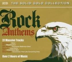 Rock Anthems:Solid Gold Collection CD Cover Art