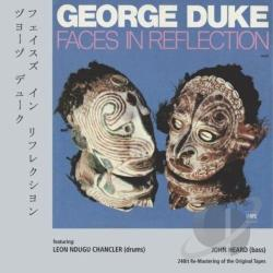 Duke, George - Faces in Reflection CD Cover Art