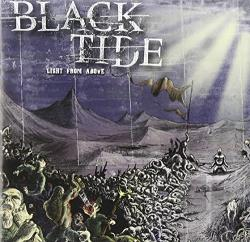 Black Tide - Light from Above CD Cover Art
